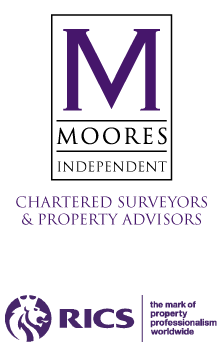 Moores Independent Chartered Surveyors Logo